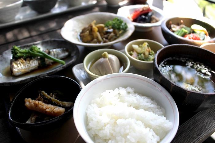健康的なバランスのとれた食生活をしよう