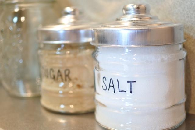 秋は塩の摂取量に気を付けて