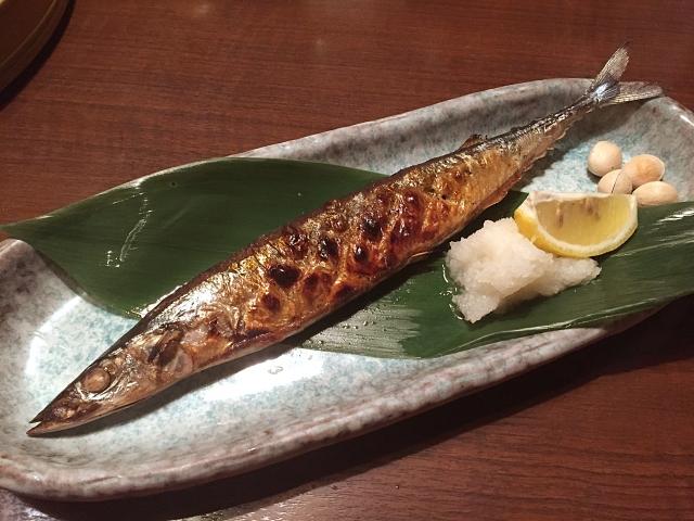 秋は脂ののった魚の摂り過ぎに注意