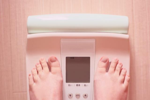 体調管理の基本は体重管理