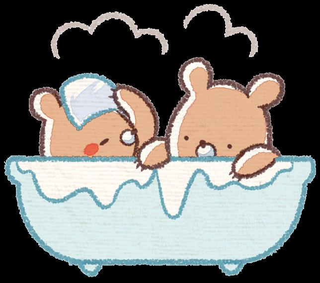 夏の疲れた身体にお風呂が効く