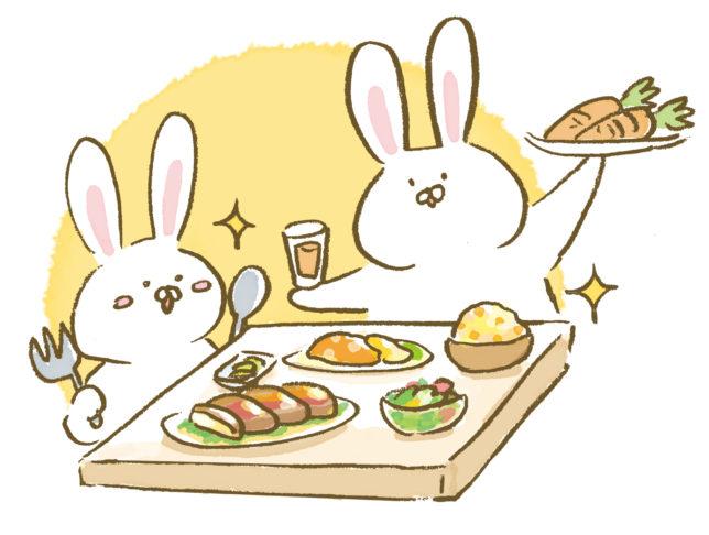 夏の食事で気を付けること